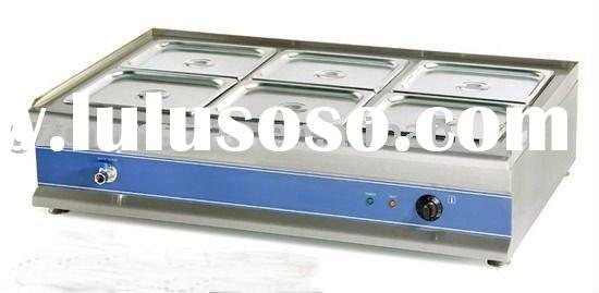 Food service equipment .Electric Bain-marie (SB-6TA).