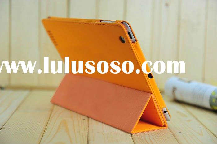 For IPad 2 Leather Case,Smart Cover for Ipad 2