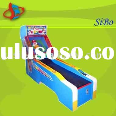 GM3335 Mini Bowling coin operated recreation arcade amusement game machine for game center