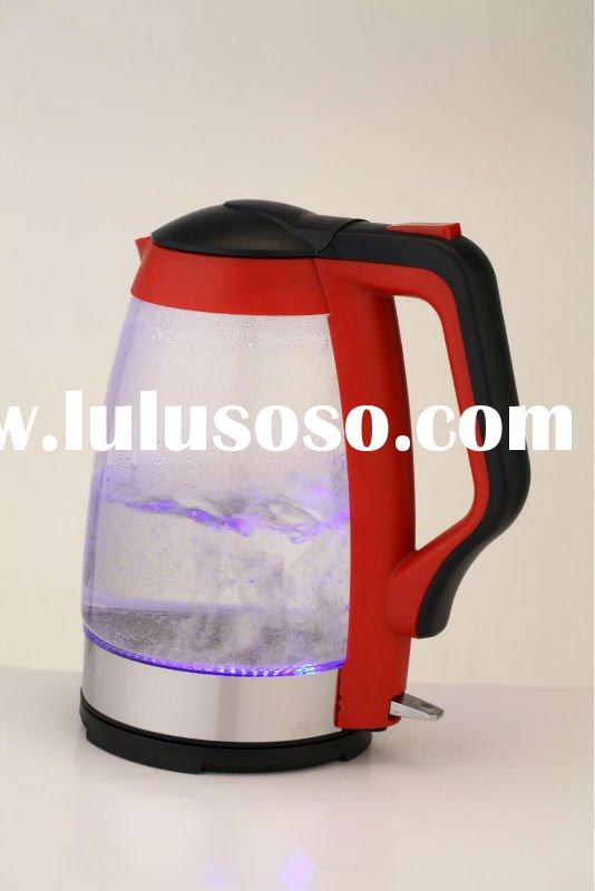 Glass electric kettle/glass kettle/electric kettle