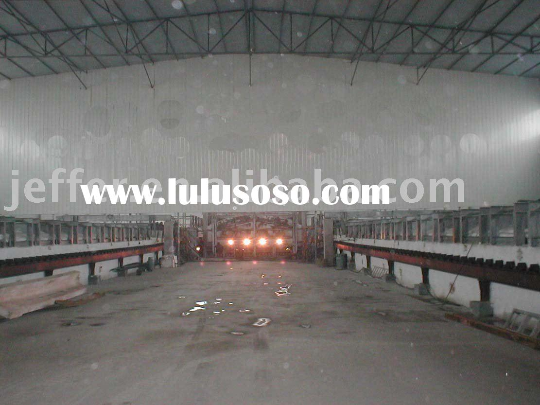 Glass plant/glass manufacturing plant/glass tempering plant