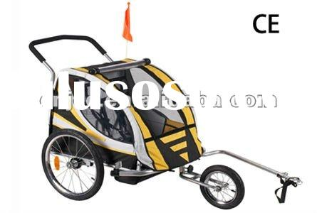 Golden Color Baby Bike Trailer(BT006,Cheapest model)