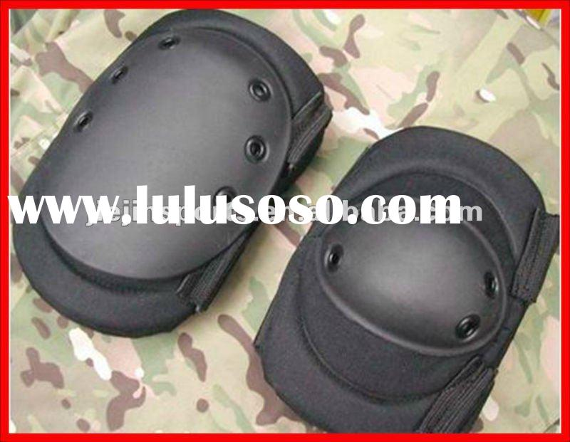 Gray Military Knee pads --Tactical Superflex knee pads