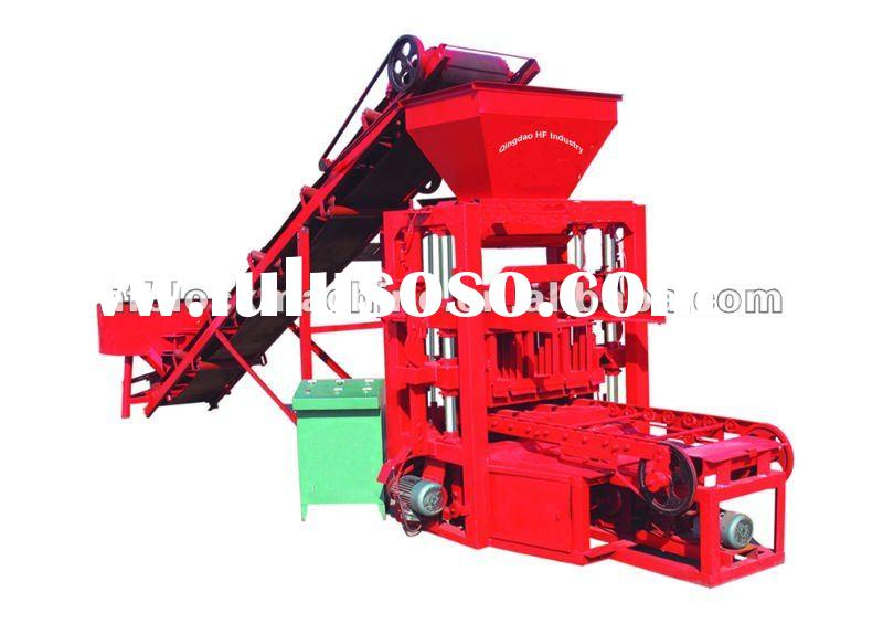 HOT SALE!! manual block and brick making machines