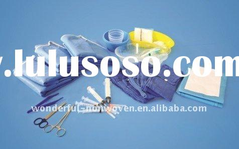 High Quality and Best Price of Disposable Sugical Kit and Surgical Pack