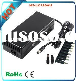 High quality 120w power supply 0-300v dc with 8 connectors and LED Monitor
