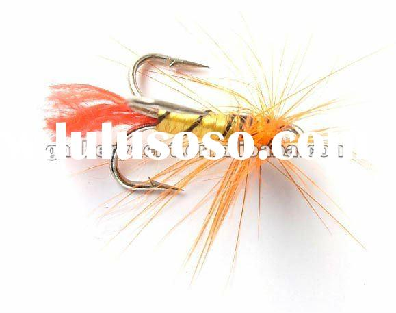 High quality Hooks in Fishing tackle , Treble hook for fly fishing ,Fly fishing hook .