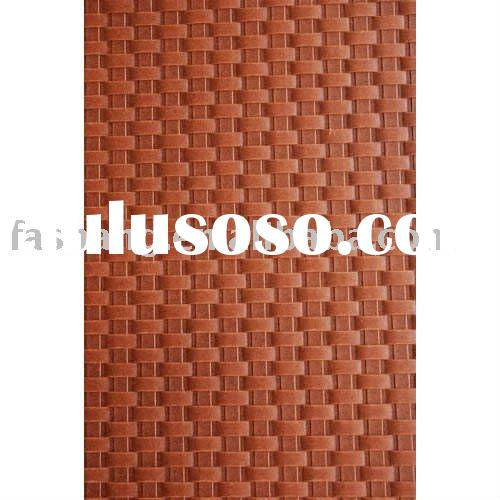 Hot Embossed panel! MDF texture decorative wall board! Cladding in furniture!