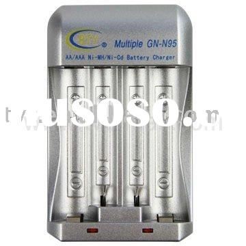 Household Item ,AA AAA Ni-MH Ni-Cd Rechargeable Batterie Charger BTY N95(Only US plug available)
