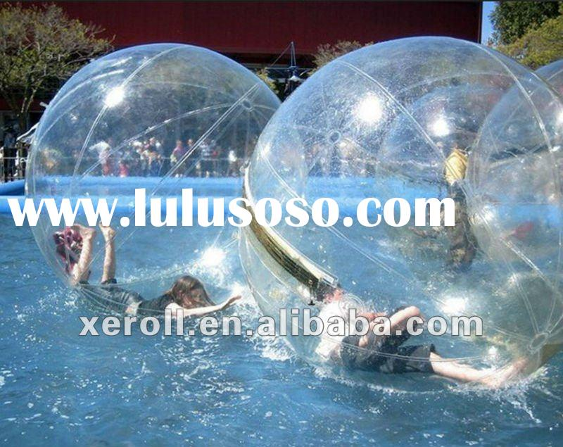 Human hamster TPU inflatable walking water ball