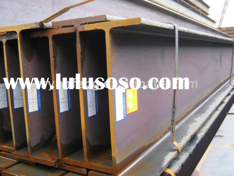 JIS SS400 STRUCTURAL STEEL H-BEAM