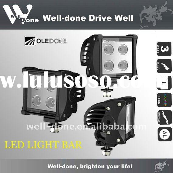LED Work Lamp, Working Light for Agriculture, Construction Machinery, Heavy Duty