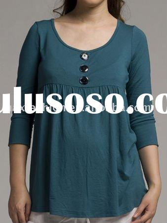 Ladies' Fashion Maternity Wear/ pregnant wear/ maternity clothing, Tops