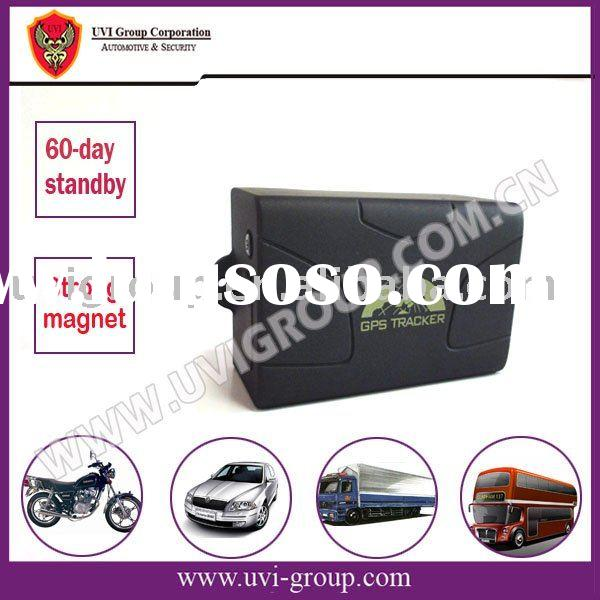 Latest GSM/GPRS/SMS GPS Tracker with internal 60-day-standby battery for Vehicle,Cargo, container an