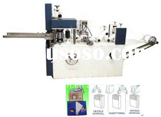 Latest High Speed Small Paper Napkin Folding Machine