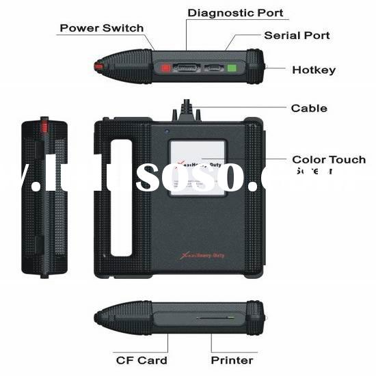 Launch trucks diagnostic scan tool x431 heavy duty