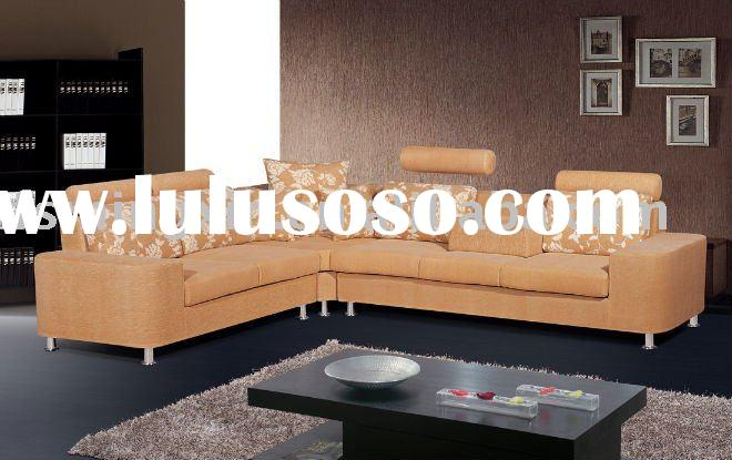 Leisure&Concise wooden sofa set designs H-08B#