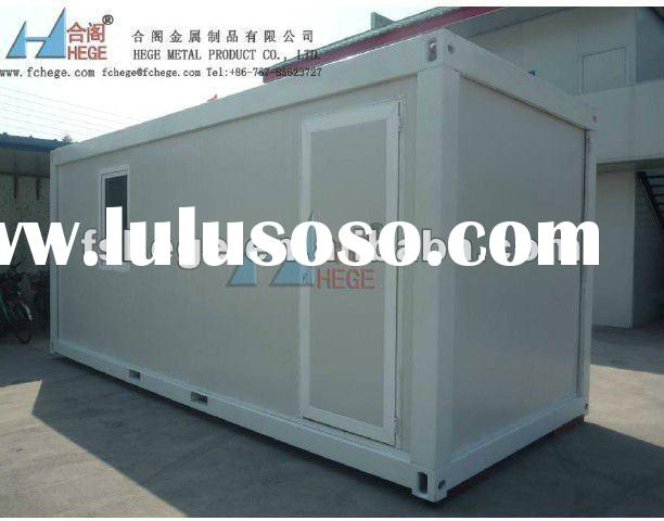 Living container house , container toilet , container bathroom , office container