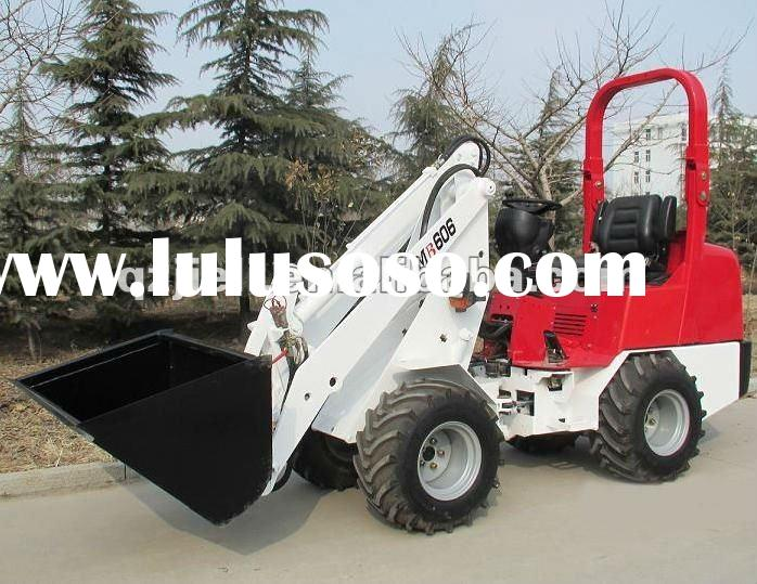 MB606 -garden tractor front end loader