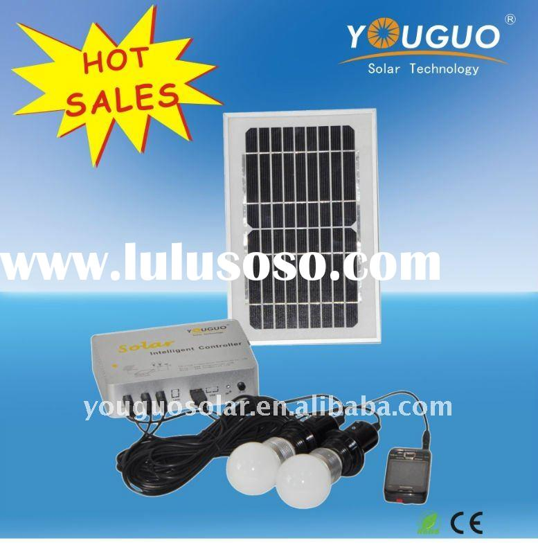 MINI Home solar panel kits (5W)