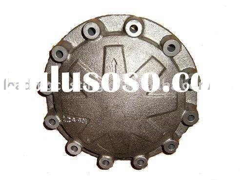 Machined Sand Casting with Complex Geometry, Used for Air Relief Valve Body