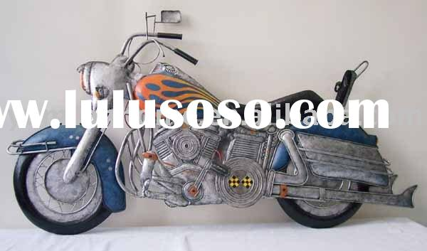 Motorcycle Home Decor : Metal motorcycle mask manufacturers