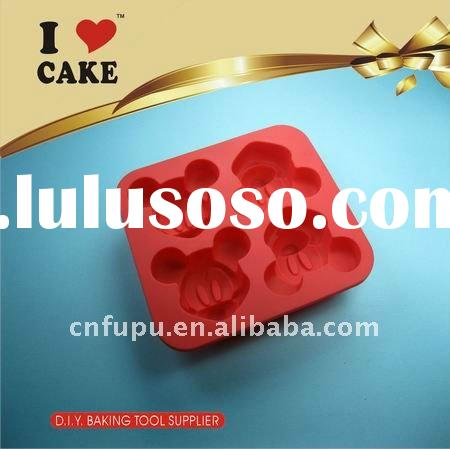 Mickey Mouse SILICON CAKE MOULD