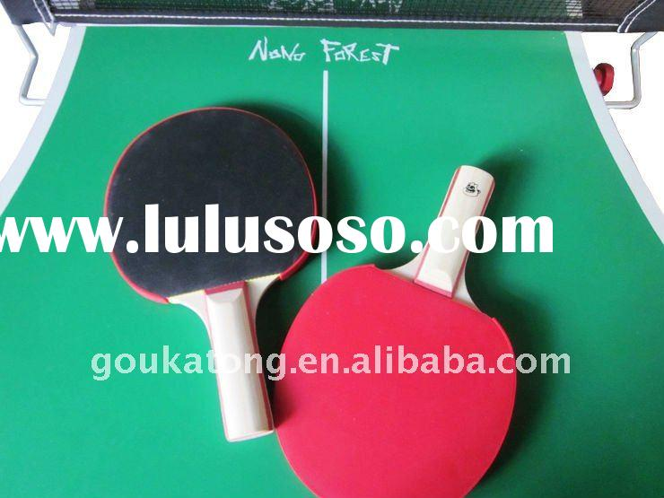 Mini Animated Table Tennis Rackets of Quality