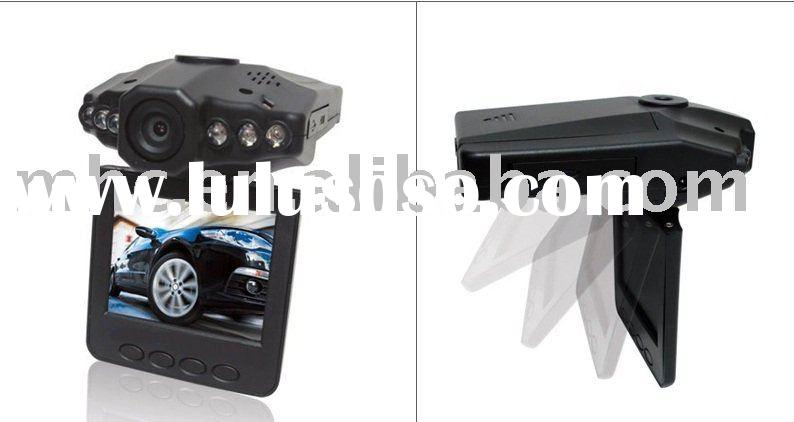 "Mobile DVR Camera W360 with 2.5"" TFT LCD 270 whirl Screen Support SD/MMC Card Max 32 GB"
