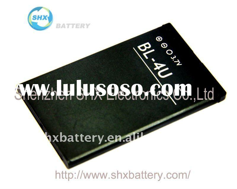 Mobile Phone Battery Msds for Nokia BL-4U Li-ion Battery