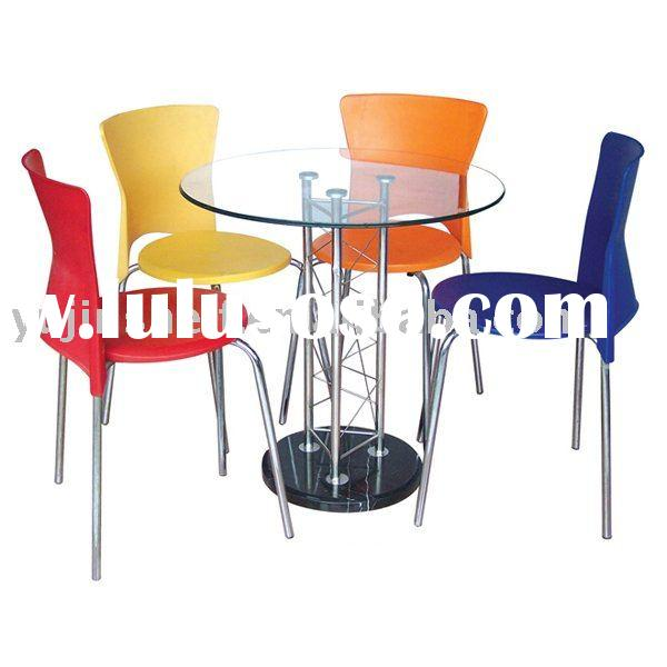 Modern Negotiation Leisure Table and Chair