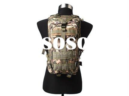 Molle 600D Nylon Tactical MOD Hydration Assault Backpack Bag