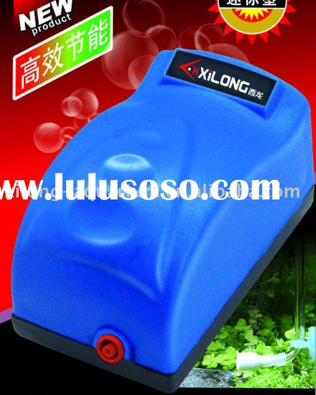 NEW Super Quiet ( Increase Oxygen) Aquarium Air Pump