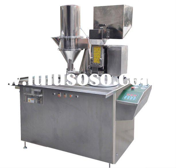 NJP-A Semi-automatic Capsule Filling Machine( capsule filler, small run hard capsule filling machine