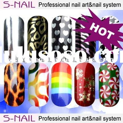 Nail wraps, nail stickers, nail sticker,metallic nail art foil,nail perfect,nail supply