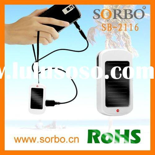 New Mini Solar Charger for mobile phone