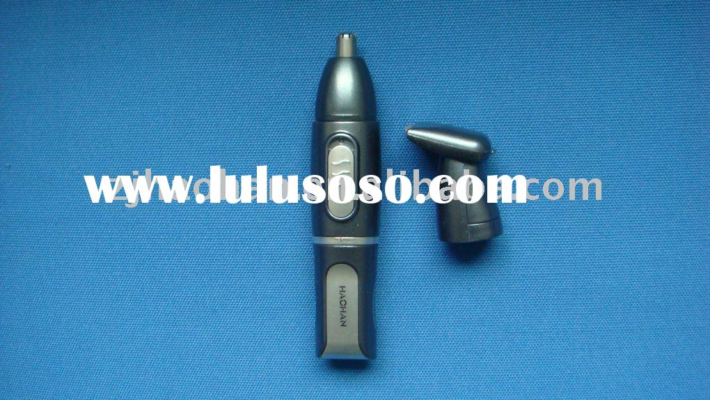New man's Nose Ear Hair Trimmer Clipper Cleanner