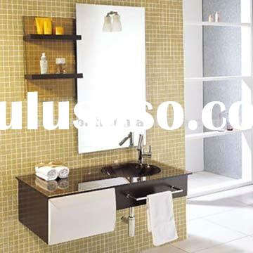 Wall Mounted Bathroom Cabinets on Bathroom Vanity Wall Mount Glass  Bathroom Vanity Wall Mount Glass