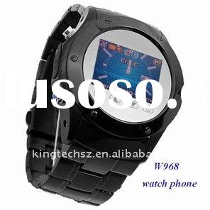 ON SALE ! GPS tracker watch mobile phone W968