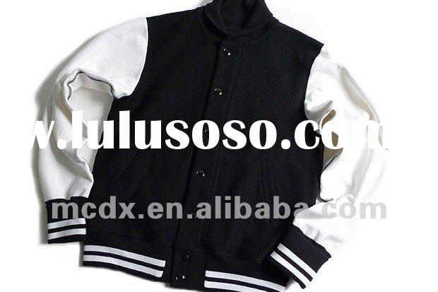Plain varsity jacket wholesale