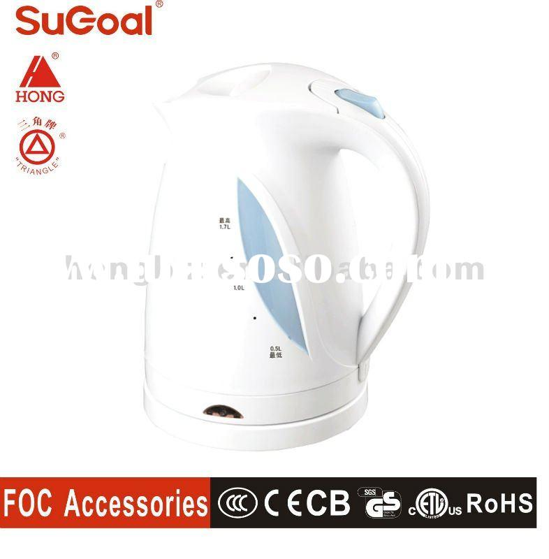 Plasitc Electric Hot Tea Maker, electric kettle gift