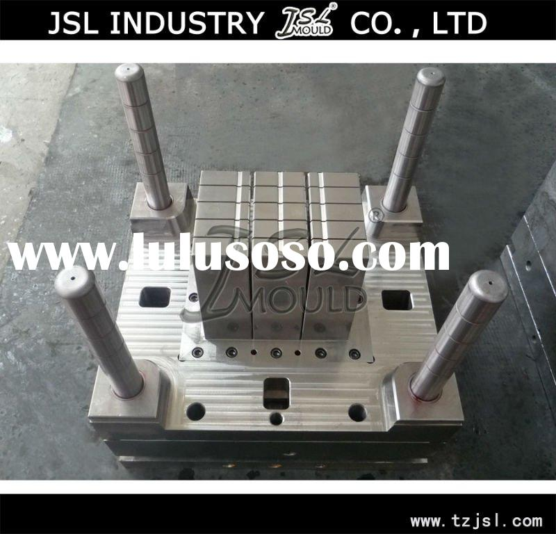 Point gate plastic battery case mould/mold/tooling