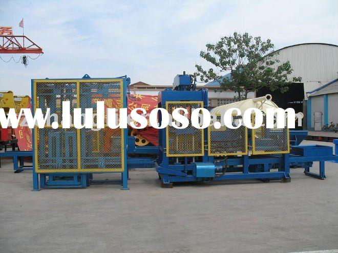 QT6-15 Concrete Hollow Block/Brick Making Machine,Block Machine ,Professional Manufacturer