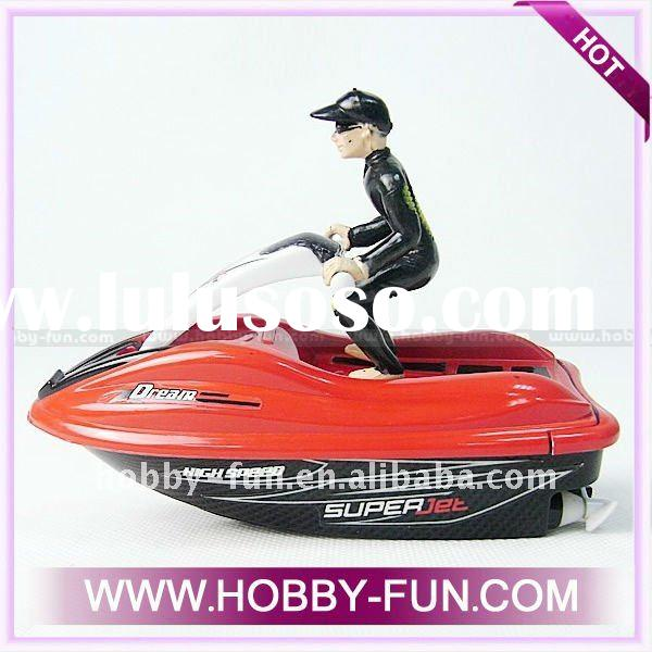 Radio Control Electric Mini Plastic Toy Boat