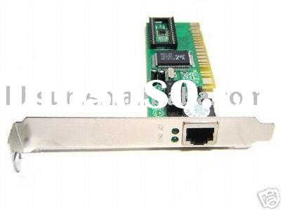 Realtek 10/100 PCI Ethernet/Network Card NIC/LAN