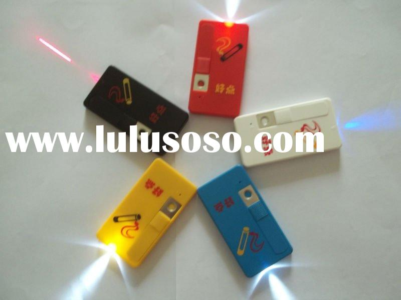 Rechargeable Lighter&money detector light