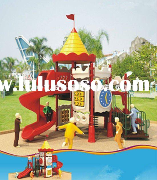 Residential Outdoor Playground Equipment For Kids (KYV-026)