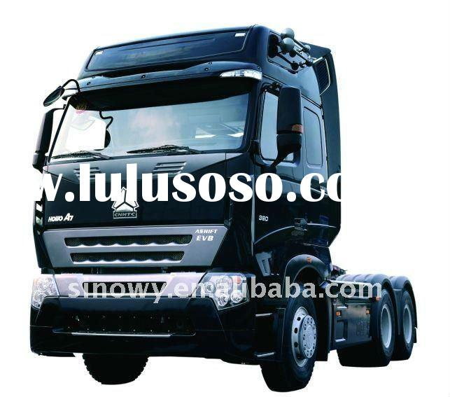 SINOTRUCK HOWO A7 transporte camion
