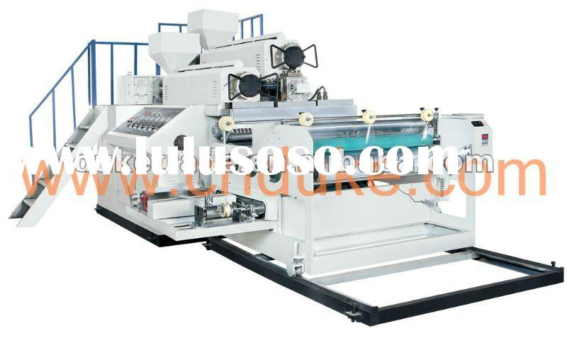 SLW Co-extrusion Double-layer stretch film making machine