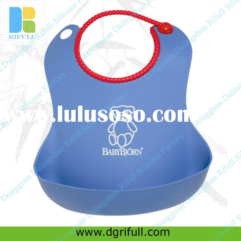 Silicone bib by adult baby clothes Made of 100% all ...